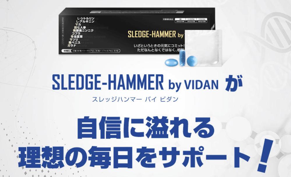 スレッジハンマー(SLEGE-HAMMER)